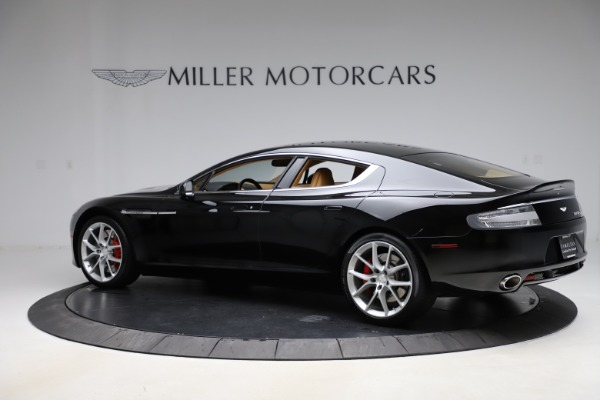 Used 2016 Aston Martin Rapide S for sale $123,900 at Alfa Romeo of Greenwich in Greenwich CT 06830 3