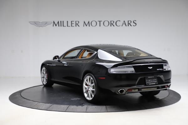 Used 2016 Aston Martin Rapide S for sale $123,900 at Alfa Romeo of Greenwich in Greenwich CT 06830 4