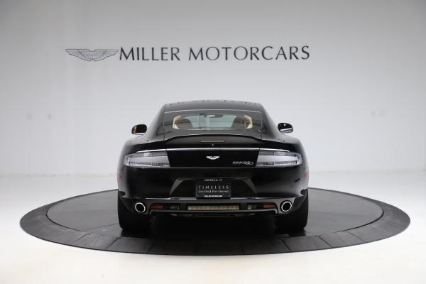 Used 2016 Aston Martin Rapide S for sale $123,900 at Alfa Romeo of Greenwich in Greenwich CT 06830 5