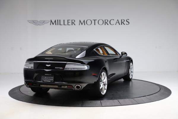 Used 2016 Aston Martin Rapide S for sale $123,900 at Alfa Romeo of Greenwich in Greenwich CT 06830 6