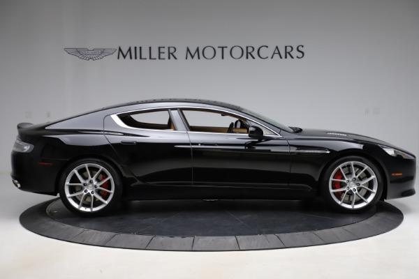 Used 2016 Aston Martin Rapide S for sale $123,900 at Alfa Romeo of Greenwich in Greenwich CT 06830 8