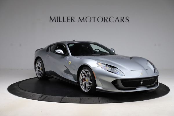 Used 2018 Ferrari 812 Superfast for sale Sold at Alfa Romeo of Greenwich in Greenwich CT 06830 11