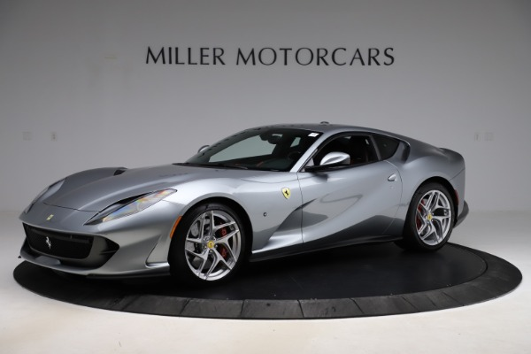 Used 2018 Ferrari 812 Superfast for sale Sold at Alfa Romeo of Greenwich in Greenwich CT 06830 2