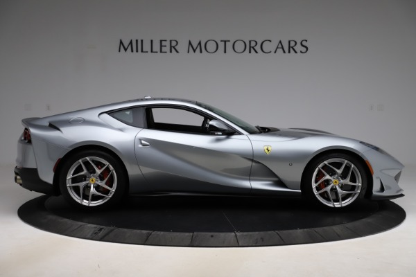 Used 2018 Ferrari 812 Superfast for sale Sold at Alfa Romeo of Greenwich in Greenwich CT 06830 9