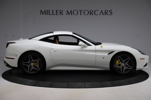 Used 2018 Ferrari California T for sale $169,900 at Alfa Romeo of Greenwich in Greenwich CT 06830 15