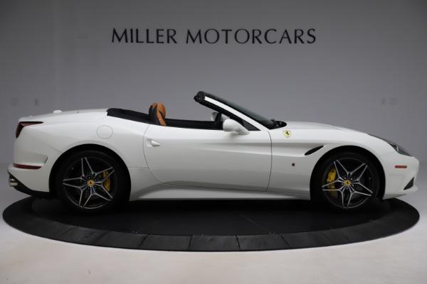 Used 2018 Ferrari California T for sale $169,900 at Alfa Romeo of Greenwich in Greenwich CT 06830 9