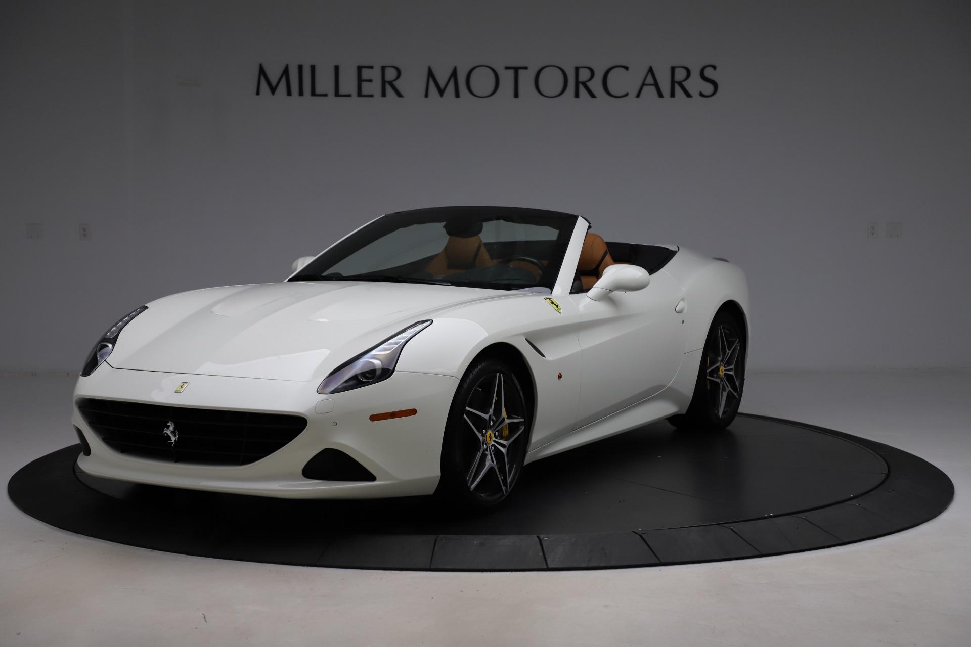 Used 2018 Ferrari California T for sale $169,900 at Alfa Romeo of Greenwich in Greenwich CT 06830 1