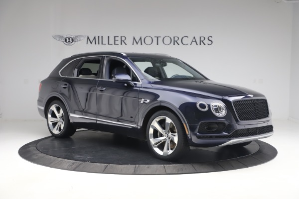 Used 2018 Bentley Bentayga W12 Signature Edition for sale $149,900 at Alfa Romeo of Greenwich in Greenwich CT 06830 11