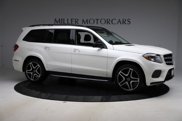 Used 2018 Mercedes-Benz GLS 550 for sale $67,900 at Alfa Romeo of Greenwich in Greenwich CT 06830 10