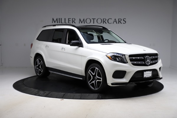 Used 2018 Mercedes-Benz GLS 550 for sale $67,900 at Alfa Romeo of Greenwich in Greenwich CT 06830 11