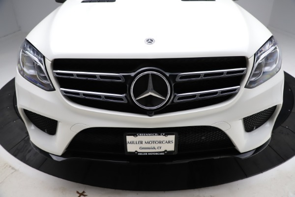 Used 2018 Mercedes-Benz GLS 550 for sale $67,900 at Alfa Romeo of Greenwich in Greenwich CT 06830 13