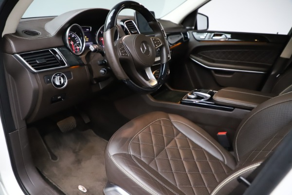 Used 2018 Mercedes-Benz GLS 550 for sale $67,900 at Alfa Romeo of Greenwich in Greenwich CT 06830 16