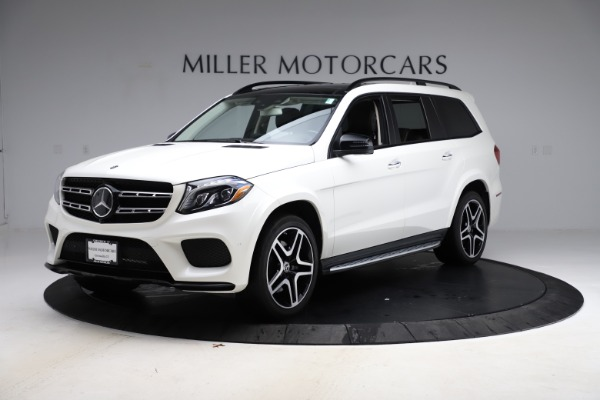 Used 2018 Mercedes-Benz GLS 550 for sale $67,900 at Alfa Romeo of Greenwich in Greenwich CT 06830 2