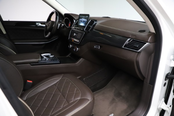 Used 2018 Mercedes-Benz GLS 550 for sale $67,900 at Alfa Romeo of Greenwich in Greenwich CT 06830 24