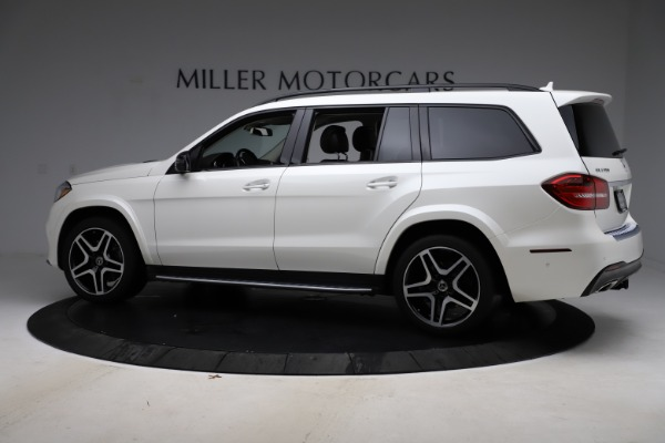 Used 2018 Mercedes-Benz GLS 550 for sale $67,900 at Alfa Romeo of Greenwich in Greenwich CT 06830 4