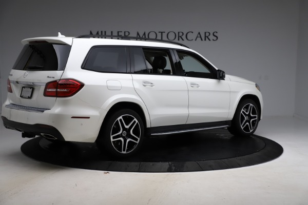Used 2018 Mercedes-Benz GLS 550 for sale $67,900 at Alfa Romeo of Greenwich in Greenwich CT 06830 8