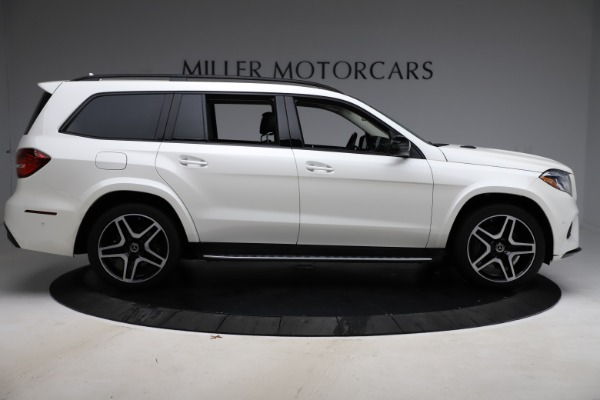 Used 2018 Mercedes-Benz GLS 550 for sale $67,900 at Alfa Romeo of Greenwich in Greenwich CT 06830 9