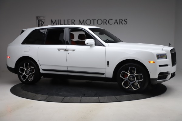 New 2021 Rolls-Royce Cullinan Black Badge for sale $431,325 at Alfa Romeo of Greenwich in Greenwich CT 06830 11