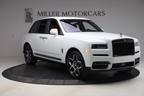 New 2021 Rolls-Royce Cullinan Black Badge for sale $431,325 at Alfa Romeo of Greenwich in Greenwich CT 06830 12
