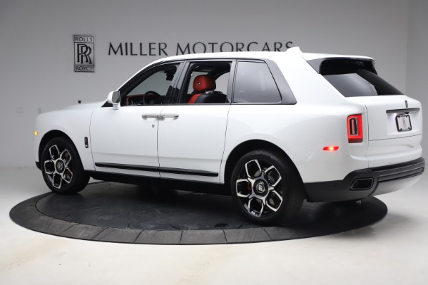 New 2021 Rolls-Royce Cullinan Black Badge for sale $431,325 at Alfa Romeo of Greenwich in Greenwich CT 06830 5