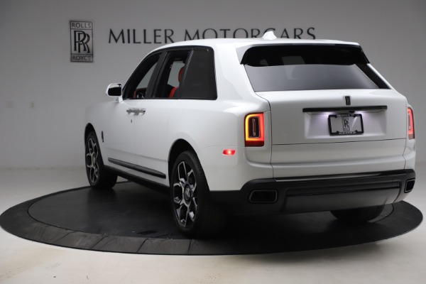 New 2021 Rolls-Royce Cullinan Black Badge for sale $431,325 at Alfa Romeo of Greenwich in Greenwich CT 06830 6