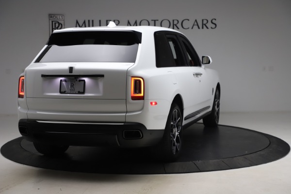 New 2021 Rolls-Royce Cullinan Black Badge for sale $431,325 at Alfa Romeo of Greenwich in Greenwich CT 06830 8