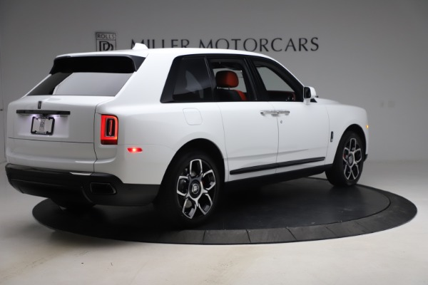 New 2021 Rolls-Royce Cullinan Black Badge for sale $431,325 at Alfa Romeo of Greenwich in Greenwich CT 06830 9