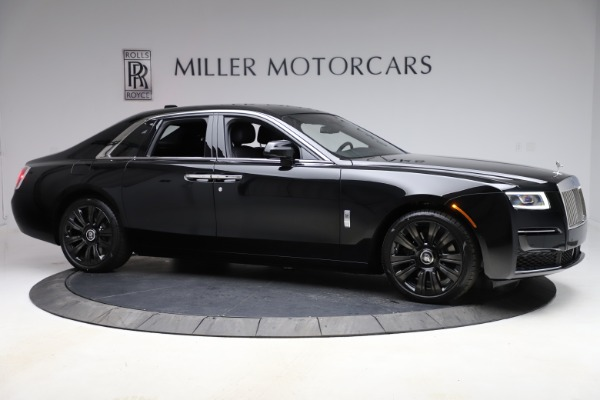 New 2021 Rolls-Royce Ghost for sale $374,150 at Alfa Romeo of Greenwich in Greenwich CT 06830 11