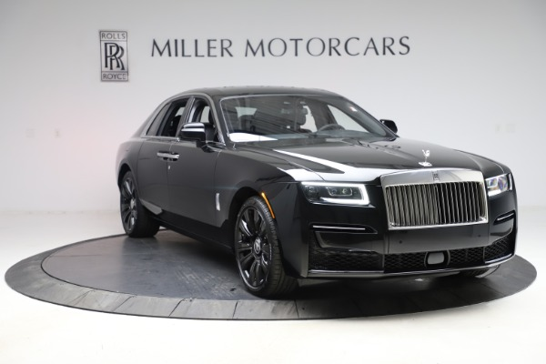 New 2021 Rolls-Royce Ghost for sale $374,150 at Alfa Romeo of Greenwich in Greenwich CT 06830 12