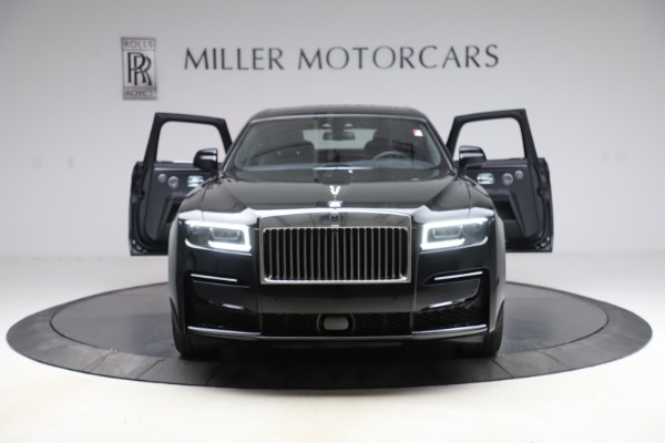 New 2021 Rolls-Royce Ghost for sale $374,150 at Alfa Romeo of Greenwich in Greenwich CT 06830 13