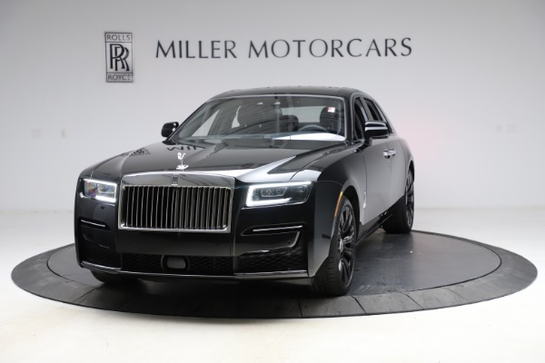 New 2021 Rolls-Royce Ghost for sale $374,150 at Alfa Romeo of Greenwich in Greenwich CT 06830 2