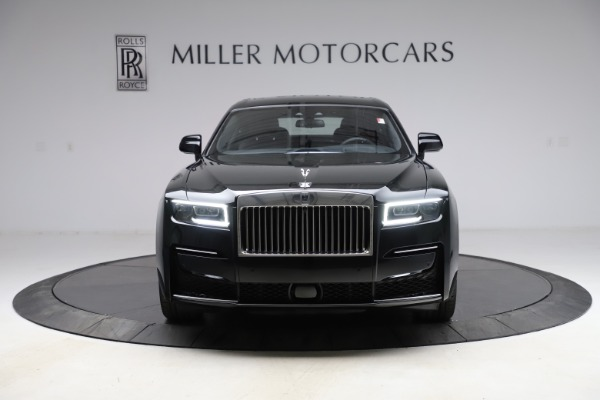 New 2021 Rolls-Royce Ghost for sale $374,150 at Alfa Romeo of Greenwich in Greenwich CT 06830 3