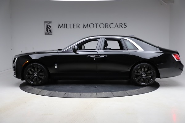 New 2021 Rolls-Royce Ghost for sale $374,150 at Alfa Romeo of Greenwich in Greenwich CT 06830 4