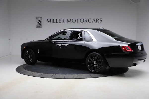 New 2021 Rolls-Royce Ghost for sale $374,150 at Alfa Romeo of Greenwich in Greenwich CT 06830 5
