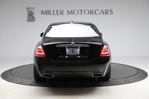 New 2021 Rolls-Royce Ghost for sale $374,150 at Alfa Romeo of Greenwich in Greenwich CT 06830 7
