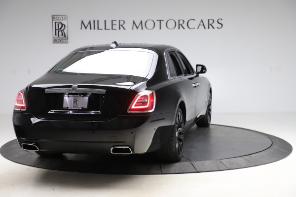 New 2021 Rolls-Royce Ghost for sale $374,150 at Alfa Romeo of Greenwich in Greenwich CT 06830 8