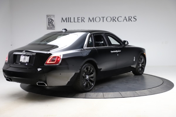 New 2021 Rolls-Royce Ghost for sale $374,150 at Alfa Romeo of Greenwich in Greenwich CT 06830 9