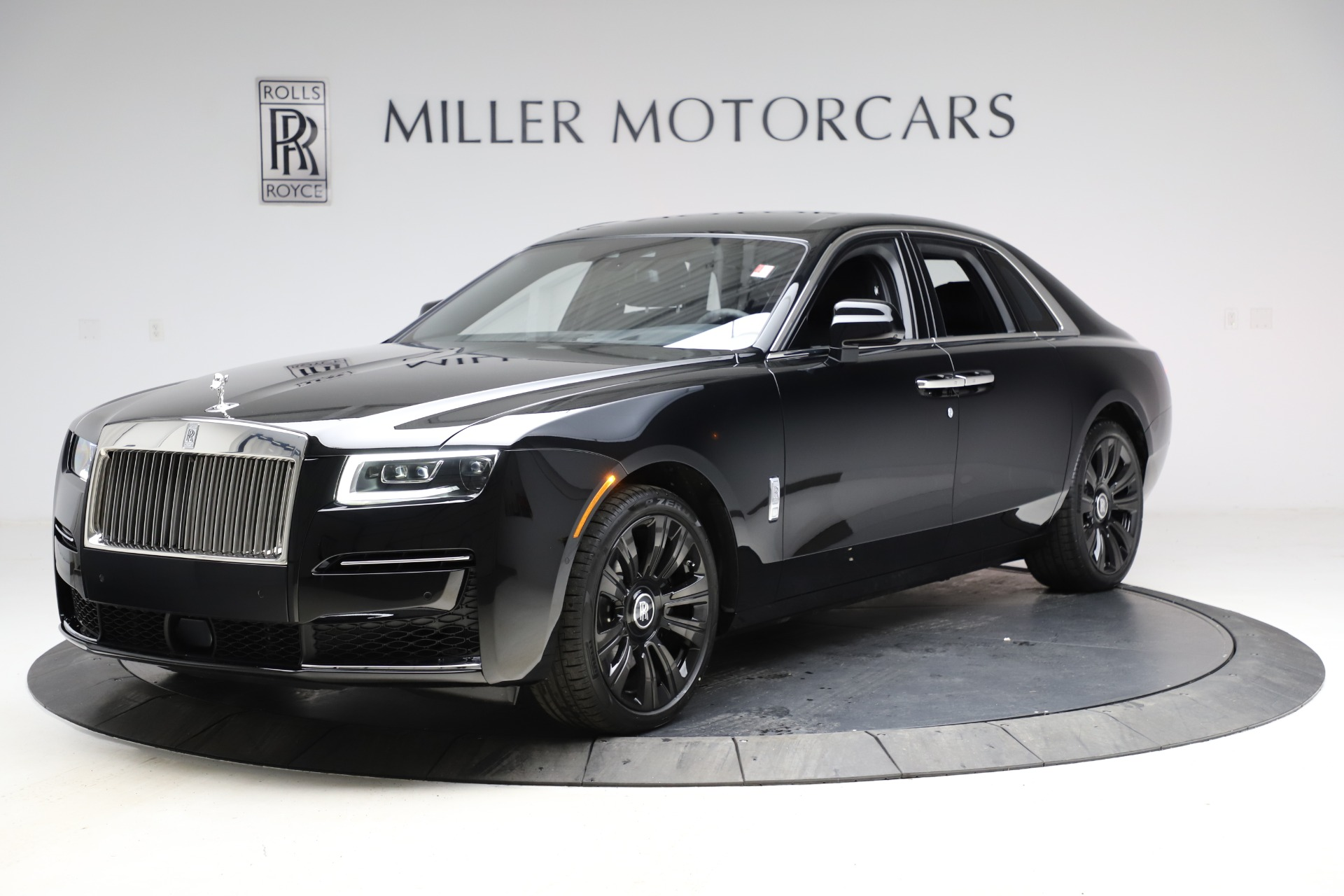 New 2021 Rolls-Royce Ghost for sale $374,150 at Alfa Romeo of Greenwich in Greenwich CT 06830 1