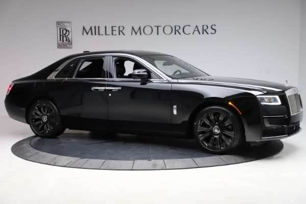 New 2021 Rolls-Royce Ghost for sale $370,650 at Alfa Romeo of Greenwich in Greenwich CT 06830 11