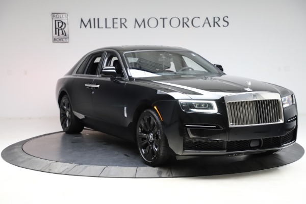 New 2021 Rolls-Royce Ghost for sale $370,650 at Alfa Romeo of Greenwich in Greenwich CT 06830 12