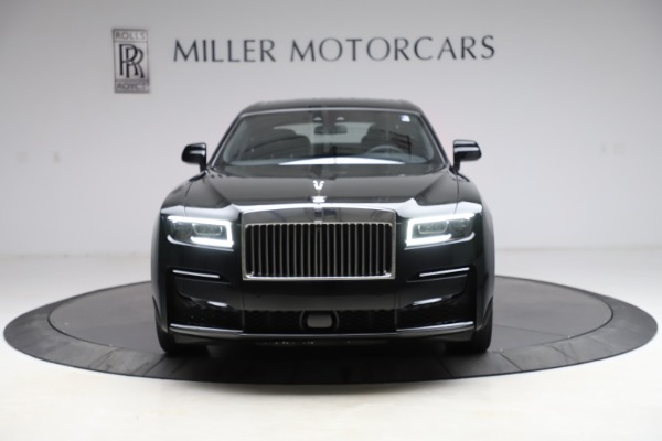 New 2021 Rolls-Royce Ghost for sale $370,650 at Alfa Romeo of Greenwich in Greenwich CT 06830 2