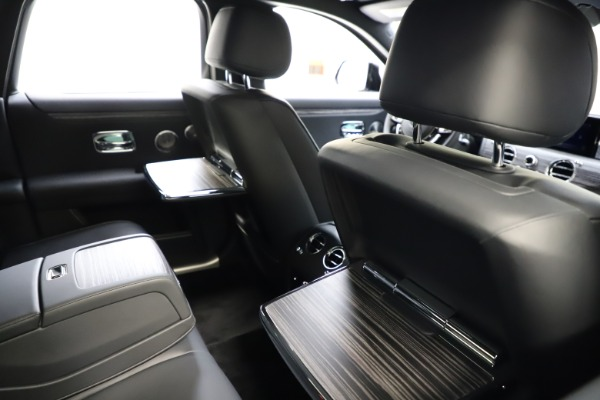 New 2021 Rolls-Royce Ghost for sale $370,650 at Alfa Romeo of Greenwich in Greenwich CT 06830 20