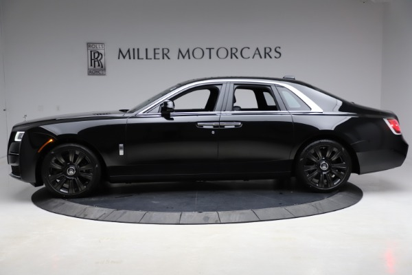 New 2021 Rolls-Royce Ghost for sale $370,650 at Alfa Romeo of Greenwich in Greenwich CT 06830 4