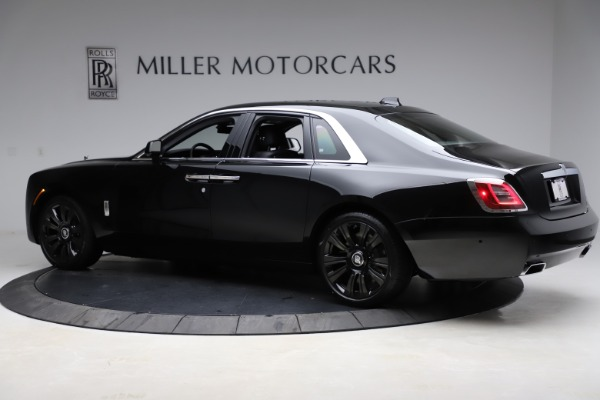 New 2021 Rolls-Royce Ghost for sale $370,650 at Alfa Romeo of Greenwich in Greenwich CT 06830 5