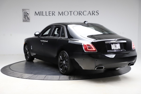New 2021 Rolls-Royce Ghost for sale $370,650 at Alfa Romeo of Greenwich in Greenwich CT 06830 6