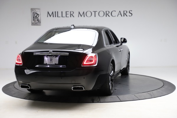 New 2021 Rolls-Royce Ghost for sale $370,650 at Alfa Romeo of Greenwich in Greenwich CT 06830 8