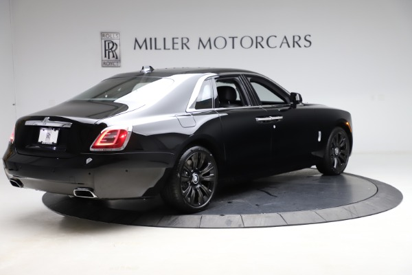 New 2021 Rolls-Royce Ghost for sale $370,650 at Alfa Romeo of Greenwich in Greenwich CT 06830 9