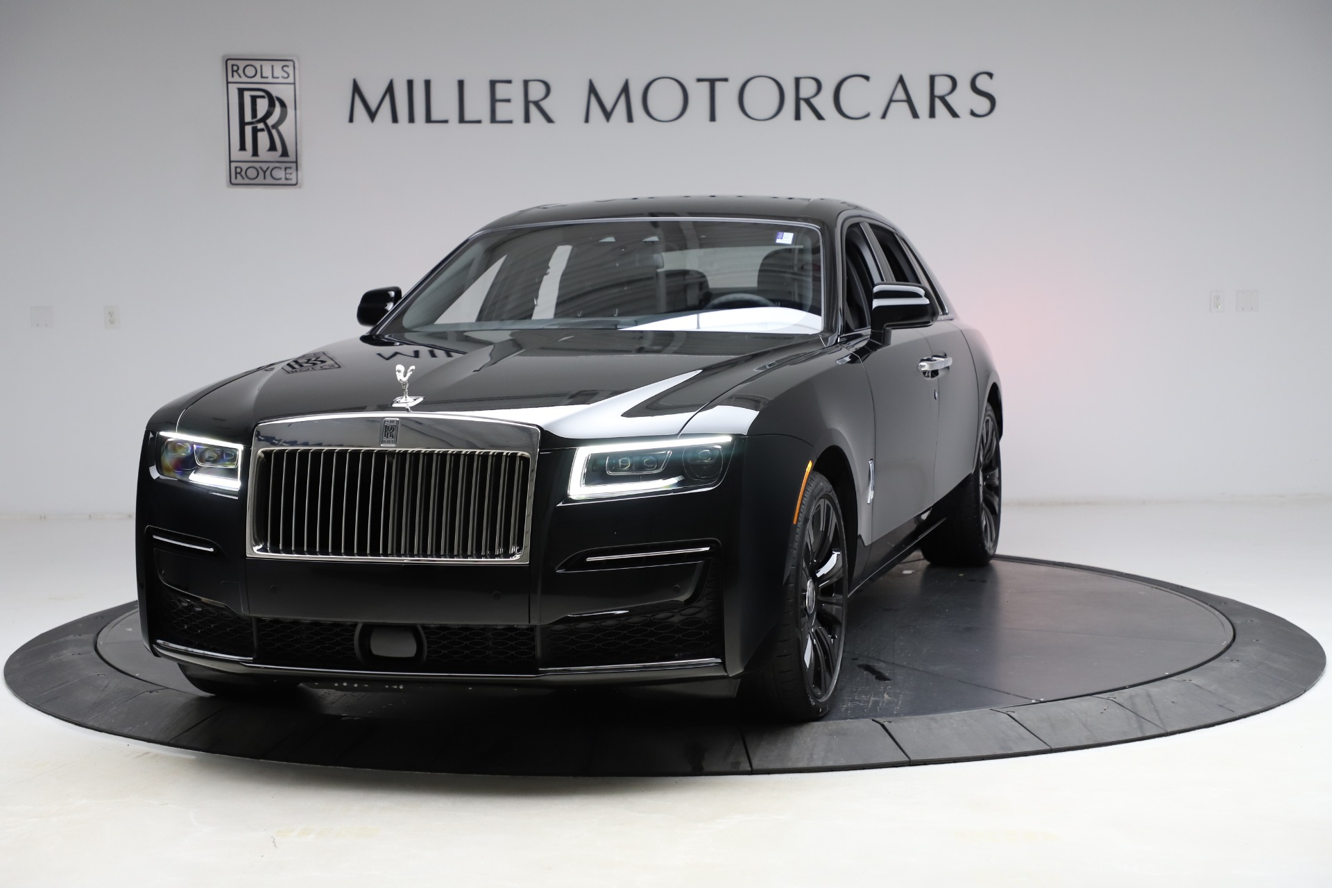New 2021 Rolls-Royce Ghost for sale $370,650 at Alfa Romeo of Greenwich in Greenwich CT 06830 1