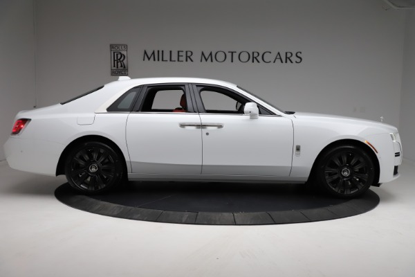 New 2021 Rolls-Royce Ghost for sale Call for price at Alfa Romeo of Greenwich in Greenwich CT 06830 10