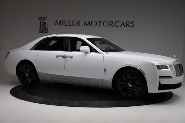New 2021 Rolls-Royce Ghost for sale Call for price at Alfa Romeo of Greenwich in Greenwich CT 06830 11